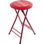 Coca-Cola® Delicious Refreshing Folding Stool