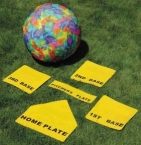 Kick Ball Game Super Sized For Toddlers And Kids