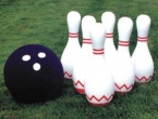 Indoor Outdoor Games First Strike Bowling Set For Toddlers and Children