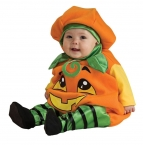 Infant Halloween Costume Pumpkin 6 to 12 Months NewCoolToysOnline.com