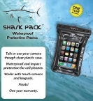 Shark Pack Waterproof Protective Pack for Phones
